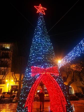Natale 2020 a Grottaferrata tra luci e...'Presepi in vetrina'