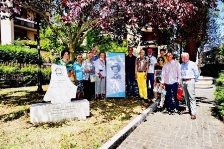 Chiara Lubich sempre nel cuore di Grottaferrata: dal giardino di via Ferri alla cittadinanza onoraria in arrivo
