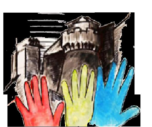 Logo Comitati di Quartiere di Grottaferrata